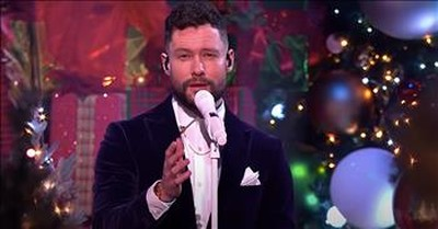 BGT Winner Calum Scott Performs 'You Are The Reason' With MerseyGirls