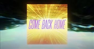 'Come Back Home' Petey Martin Featuring Lauren Daigle