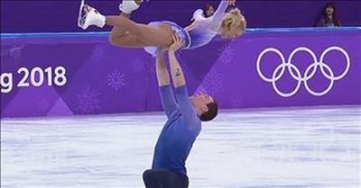 Olympic Gold Medalist Figure Skater Shows Why We Should Never Give Up