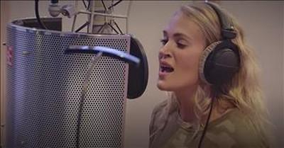 Carrie Underwood Announces Upcoming Gospel Album 'My Savior'