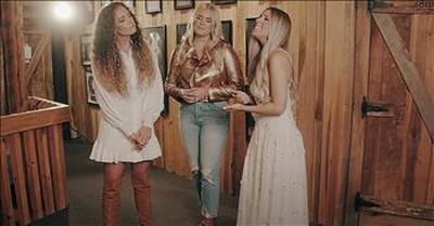 3 Women Perform Medley Of Carrie Underwood Faith-Based Songs