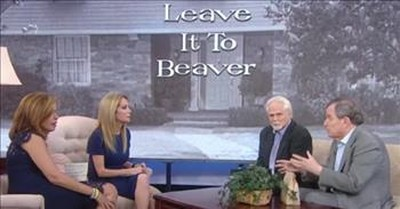 Leave It To Beaver Actors Reflect On Show's 60th Anniversary