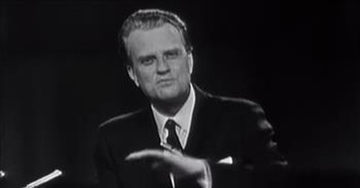 Billy Graham's Classic Sermon On Life After Death