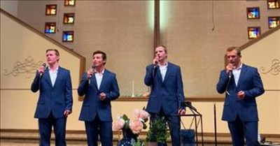 'I've Been Touched' Redeemed Quartet Sings Classic Hymn
