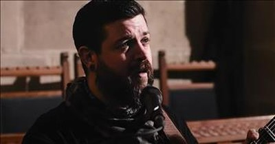 Irish Singer Performs 'Christ Our Hope In Life And Death'