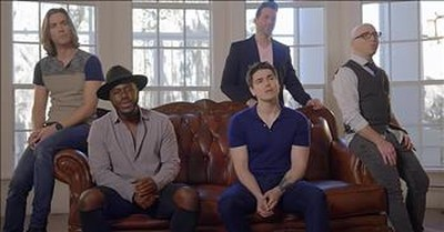 A Cappella Performance Of Classic 'Unchained Melody' From VoicePlay