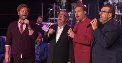 'Hide Thou Me' Gaither Vocal Band Live Performance