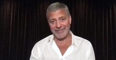 George Clooney Thinks He's The Perfect Person To Quarantine With