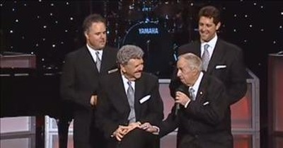 'Old Friends' Southern Gospel Performance From Old Friends Quartet