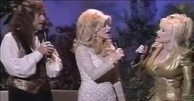 Dolly Parton And Siblings Sing 'In The Sweet By And By'