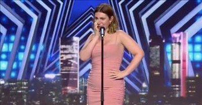 Spain's Got Talent Contestant Bursts Into Tears After Standing Ovation