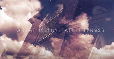 'Great Is Thy Faithfulness' Carrie Underwood Featuring CeCe Winans