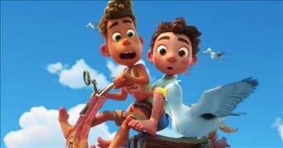 'Luca' Movie Trailer For Upcoming Pixar Film