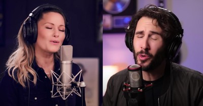 'I'll Stand By You' Josh Groban Duet With Helene Fischer