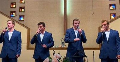 'Meet Me At The Table' Live From Redeemed Quartet