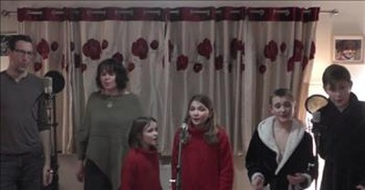 Family Lockdown Parody Set To 'Total Eclipse Of The Heart'