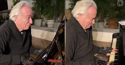 Miracle Encounter Leads To Classical Pianist Playing For The First Time In 22 Years