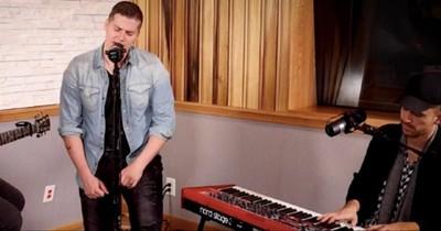 Men Of Mass Anthem Sing 'You Say / Let It Go' Medley