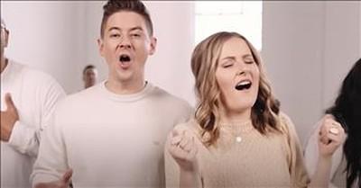Beautiful Father-Daughter 'Amazing Grace' Duet