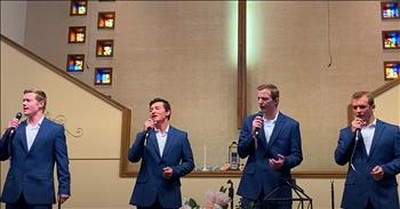 'I Believe' Worship Hymn From Redeemed Quartet