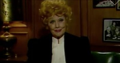 1984 Lucille Ball Interview On Fellow Comedian Carol Burnett
