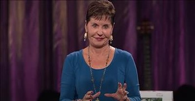 Joyce Meyers Reminds Us That God 'Winks' Are All Around