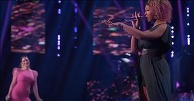 Idol Hopeful Alyssa Wray Sings 'Something In The Water' Before Duet With Katharine McPhee