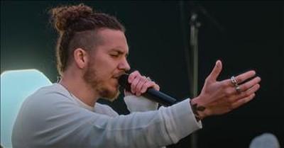 'Talking To Jesus' Elevation Worship Live Performance
