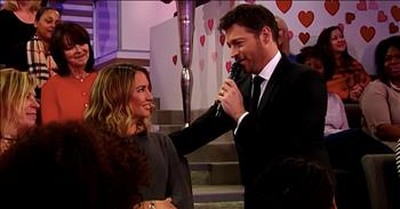 Harry Connick Jr. Serenades His Wife On Anniversary