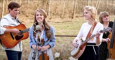Bluegrass Family Band Sings 'Top Of The World'