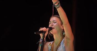 'How Can It Be' Lauren Daigle Live Performance