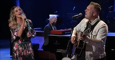 'Truth Be Told' Matthew West And Carly Pearce Live At The Grand Ole Opry