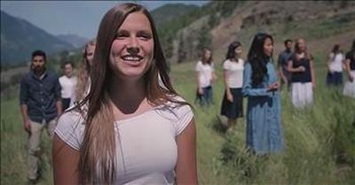 High School Choir Sings 'Power Of The Cross'