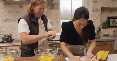Chip And Jo Battle It Out In The Kitchen