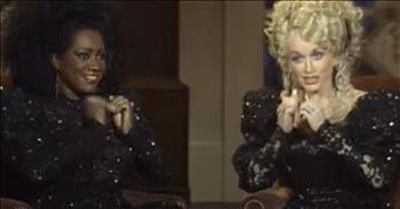 Resurfaced 1987 Clip Shows Dolly Parton And Patti LaBelle Dueting With Their Acrylic Nails