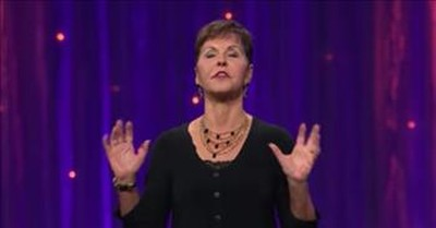 Joyce Meyer Shares Tips On Dealing With Difficult People