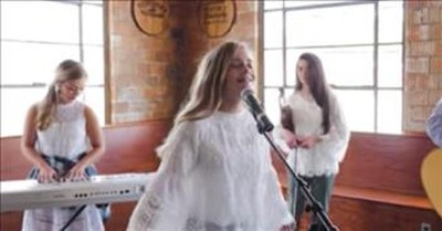 Teen Sings 'What A Beautiful Name' In Honor Of Late Brother