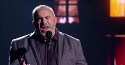 59-Year-Old Opera Singer Stuns On Spain's Got Talent