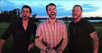 3 Men Sing A Cappella Rendition Of 'Livin' On Love' From Alan Jackson