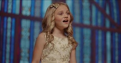 'King of Kings' Hillsong Worship Cover By Clara Mae Of Rise Up Children's Choir