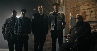 'All Things New' Big Daddy Weave Official Music Video