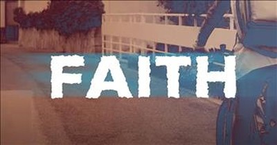 'Stand In Faith' Danny Gokey Lyric Video