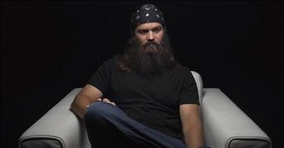 Jep Robertson Mirrors The Prodigal Son After Drugs Nearly Ruined His Life
