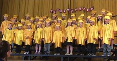 Kindergarteners Sing Hilarious 'Don't Stop Believing' Parody