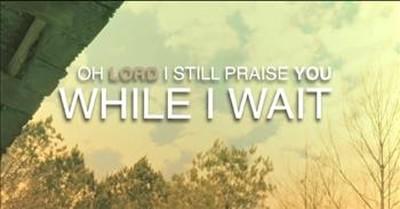 Rascal Flatt's Gary LeVox And Daughter Sing 'While I Wait' Gospel Song