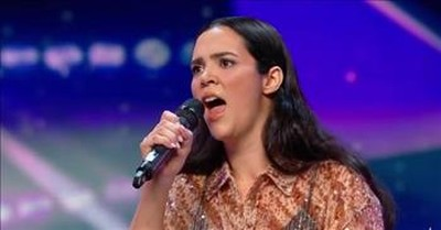 Judge Cries After 'I Dreamed A Dream' Audition From Powerhouse Vocalist