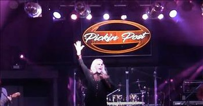 'Nothing But The Blood Of Jesus' Guy Penrod Live Performance