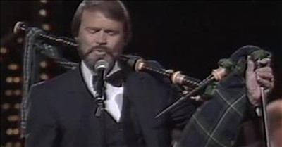 Classic Performance Of 'Amazing Grace' From Glen Campbell