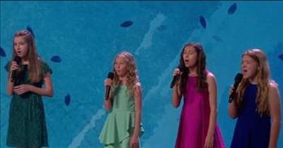 Children's Choir Sings 'Rescue' From Lauren Daigle