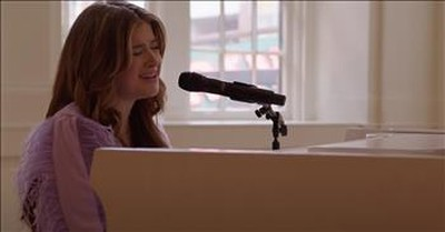 'Godsend' Riley Clemmons Piano Performance